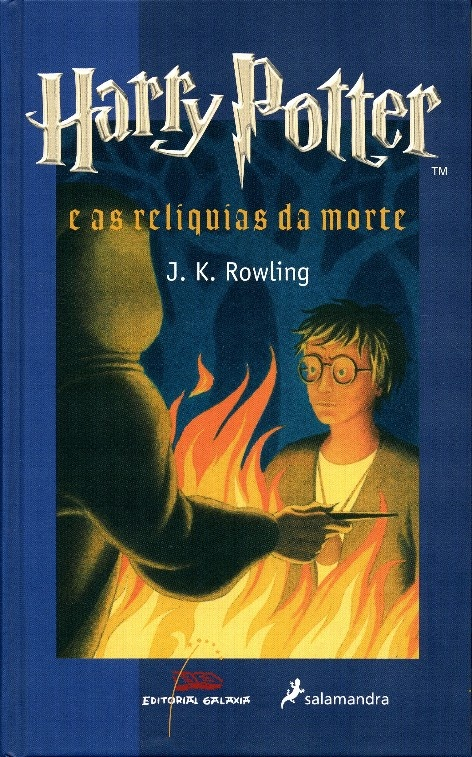 Harry Potter e as reliquias da morte