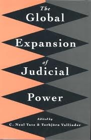Image of The Global Expansion of Judicial Power