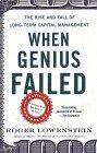 More about When Genius Failed