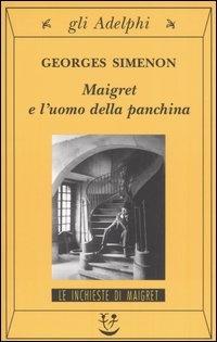 Immagine di Maigret e l'uomo della panchina