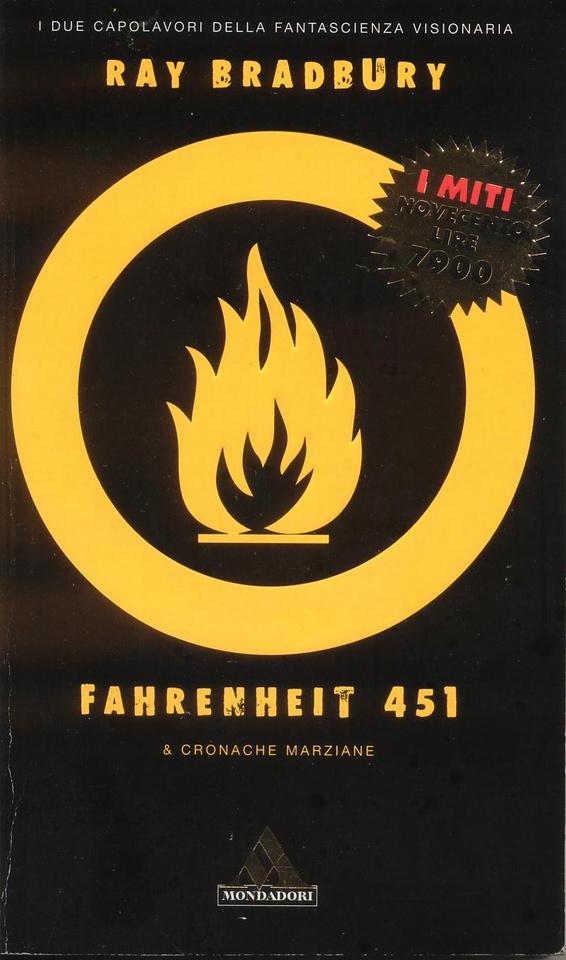 More about Fahrenheit 451 - Cronache Marziane