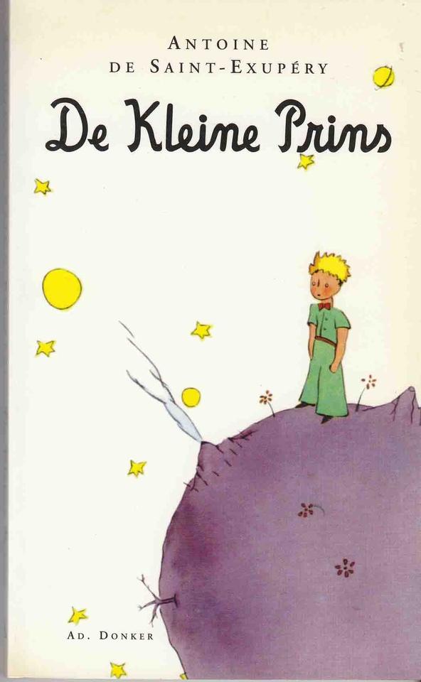 De Kleine Prins Prince Dutch