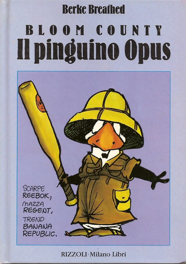 Image of Il pinguino Opus