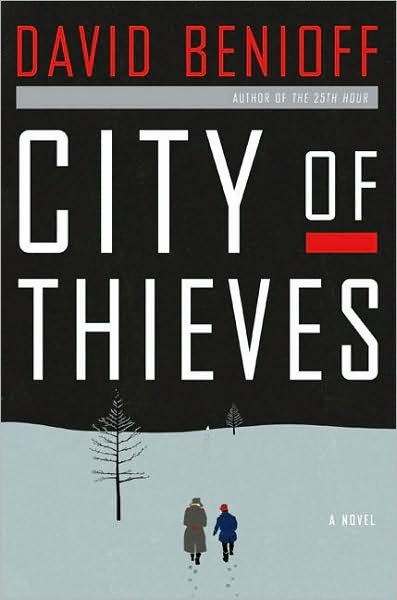 Image of City of Thieves