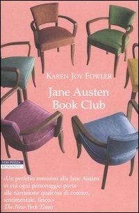 Più riguardo a Jane Austen book club