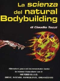 Image of La scienza del natural bodybuilding