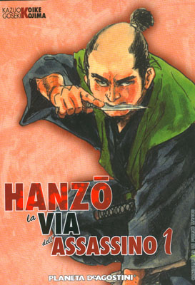 More about Hanzo: La via dell'assassino vol. 01