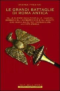 Immagine di Le grandi battaglie di Roma antica
