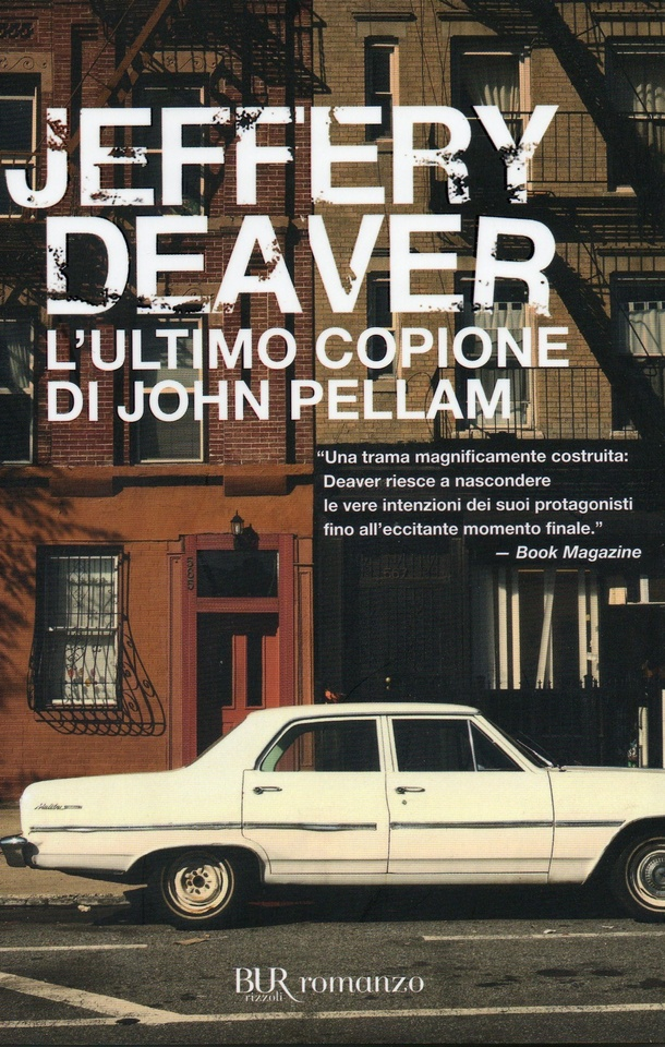 Image of L'ultimo copione di John Pellam