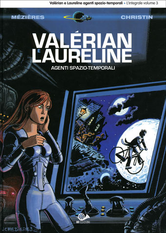 More about Valérian e Laureline agenti spazio-temporali vol. 3