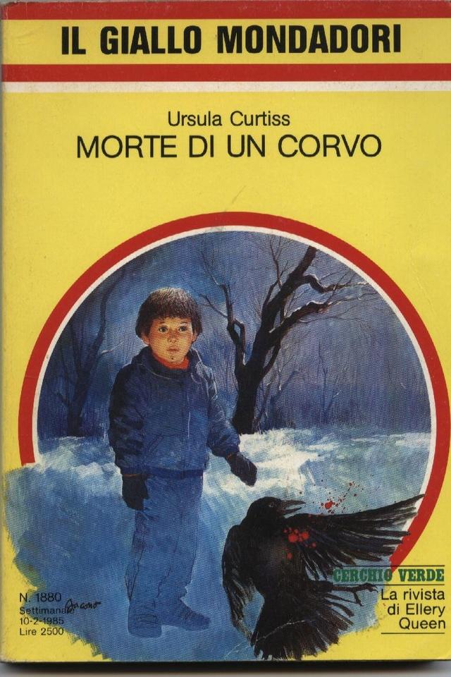 Morte di un corvo ursula curtiss recensioni su anobii - Successione morte di un genitore ...