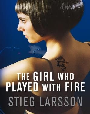 The Girl Who Played with Fire. Film Tie-In