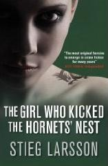More about The Girl who Kicked the Hornet's Nest