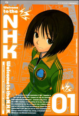 Image of Welcome to the N.H.K. Vol. 01