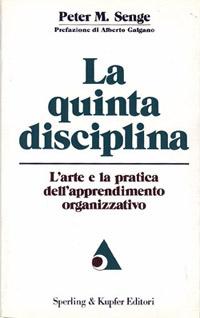 Immagine di La quinta disciplina