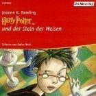 Harry Potter und der Stein der Weisen. Sonderausgabe. 9 CDs.