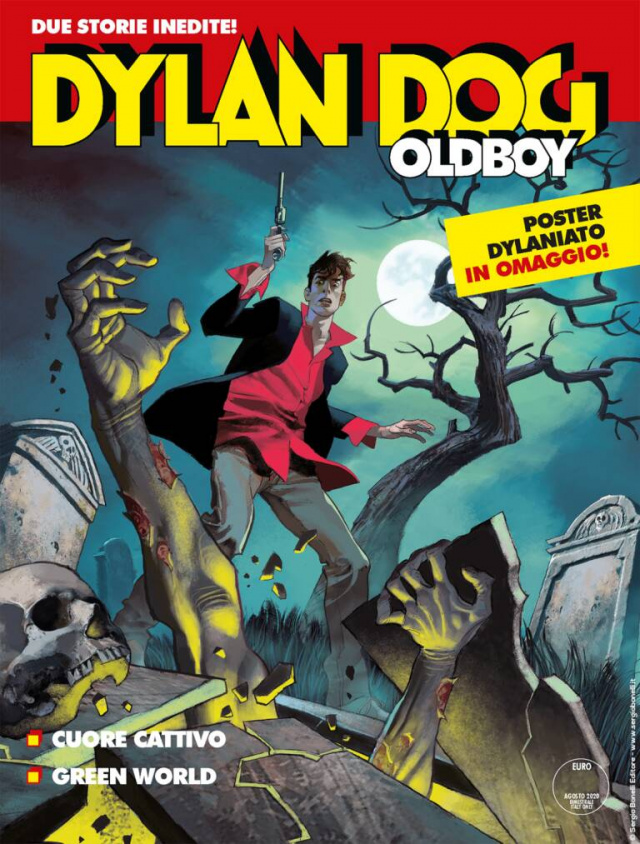 Dylan Dog Oldboy n. 2