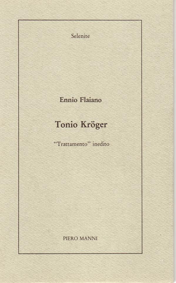 Image of Tonio Kröger