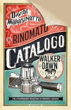 Il rinomato catalogo Walker & Down - edizioni Mondadori