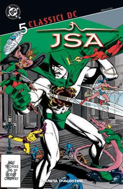 Classici DC - JSA n. 5