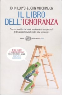 Image of Il libro dell'ignoranza