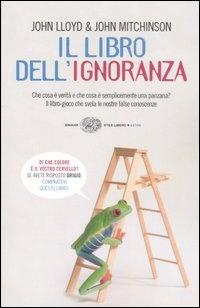 Image of Il libro dell'ignoranza