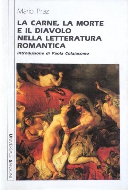 Image of La carne, la morte e il diavolo nella letteratura romantica