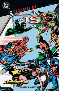 Classici DC - JSA n. 3