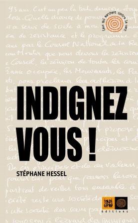 Image of Indignez vous!