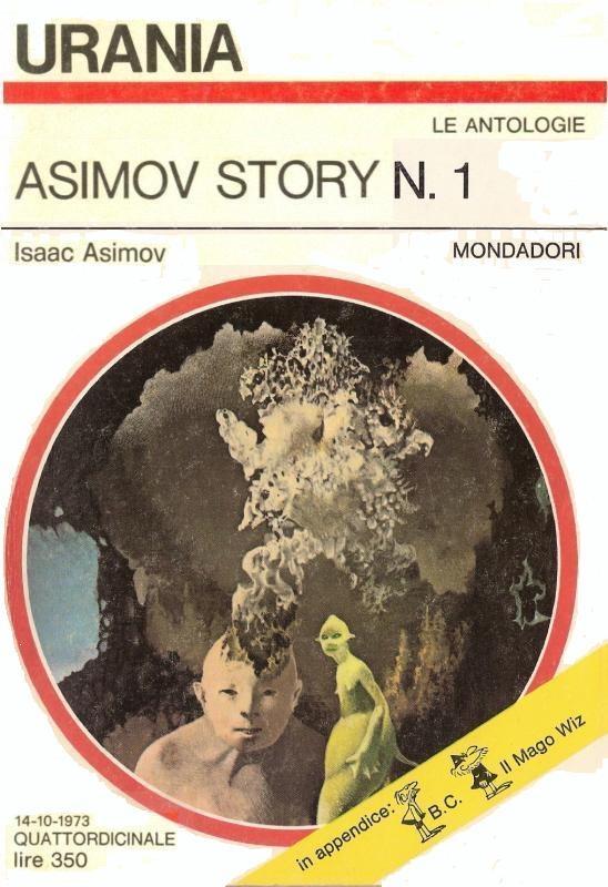 Asimov Story n. 1