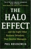More about The Halo Effect