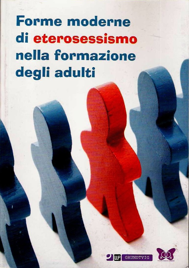 Image of Forme moderne di eterosessismo nella formazione degli adulti