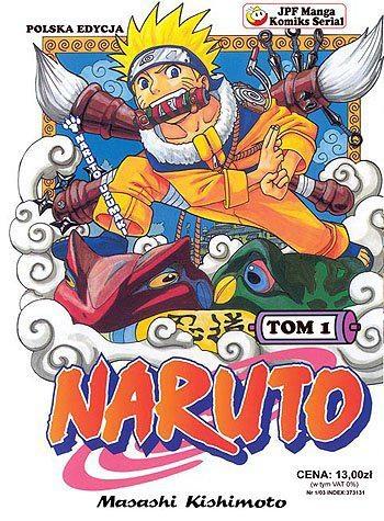 Naruto Tom 1