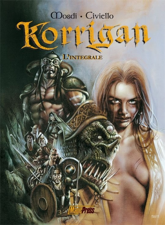 More about Korrigan - L'integrale