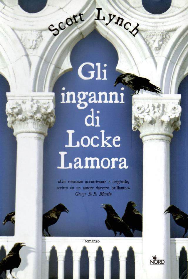 More about Gli inganni di Locke Lamora