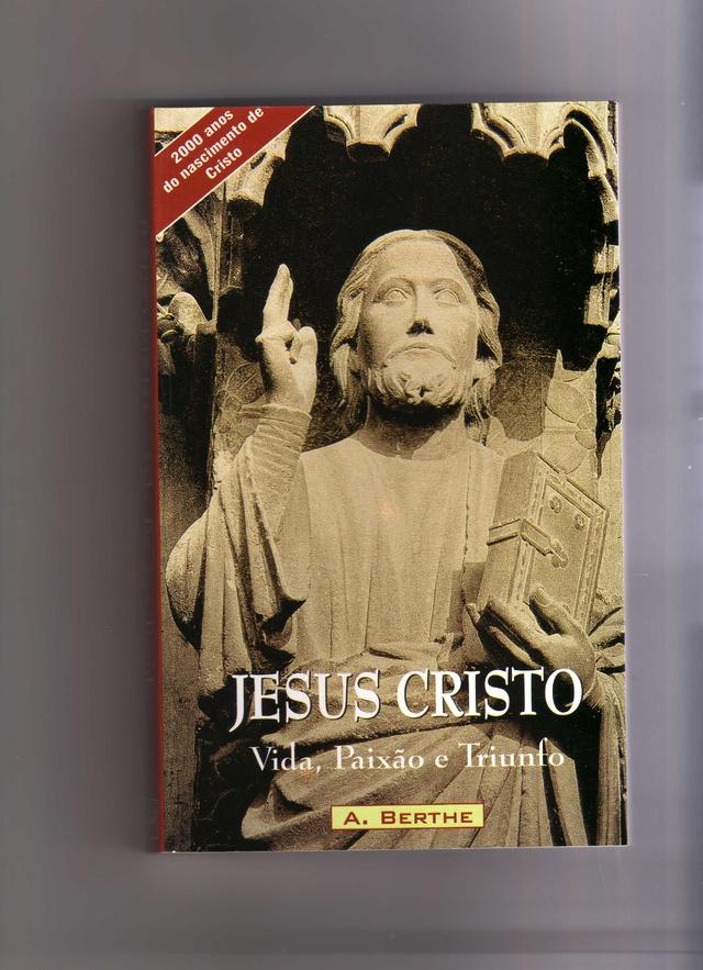 Image of Jesus Cristo Vida, Paixão e Triunfo