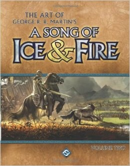 More about The Art of George R.R. Martin's a Song of Ice and Fire