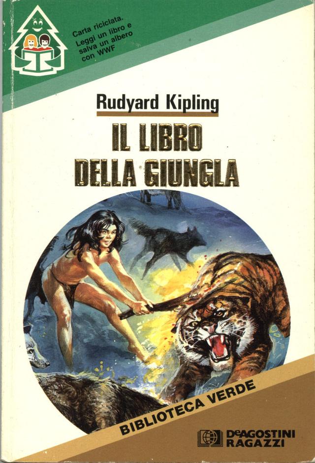 Image of Il Libro della Giungla