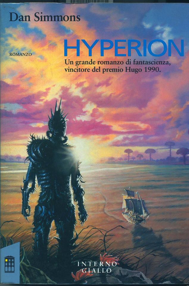 Hyperion, di Dan Simmons