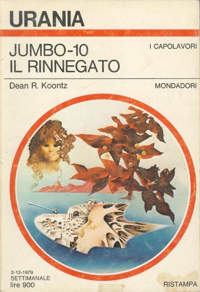 Jumbo 10 – Il rinnegato, Dean R. Koontz