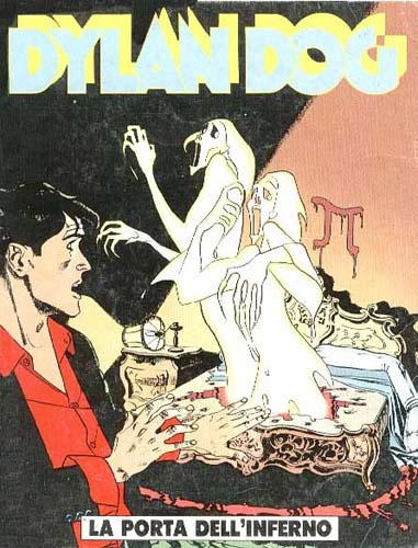 Image of Dylan Dog n. 101