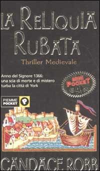 Image of La reliquia rubata