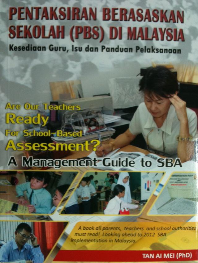 Pentadbiran Berasaskan Sekolah (PBS) Di Malaysia