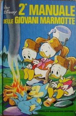 Image of Secondo manuale delle Giovani Marmotte