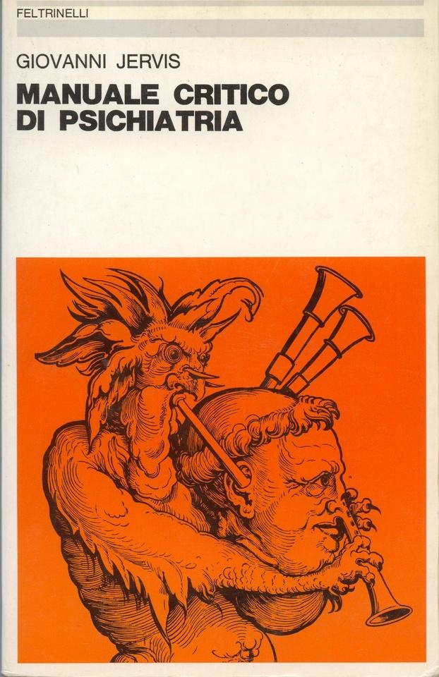 Image of Manuale critico di psichiatria