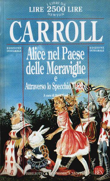 Alice nel paese delle meraviglie attraverso lo specchio - Frasi di alice attraverso lo specchio ...
