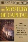 More about The Mystery of Capital