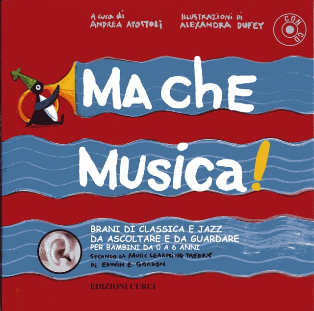 Ma che musica! Con CD Audio