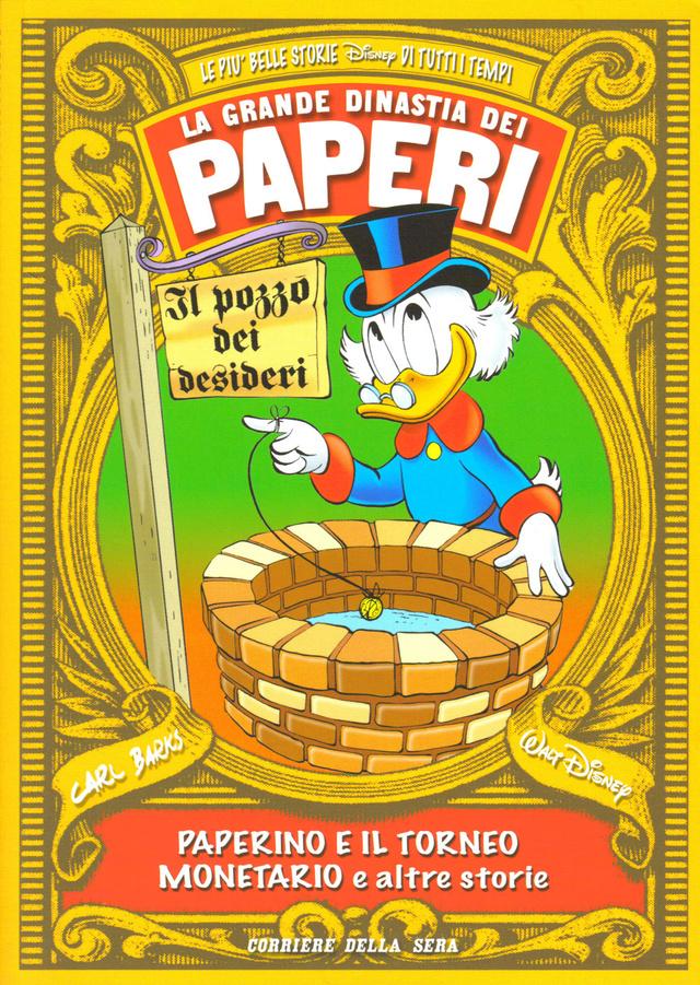More about La grande dinastia dei paperi - 1956 - Vol. 12