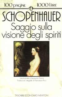 Immagine di Saggio sulla visione degli spiriti